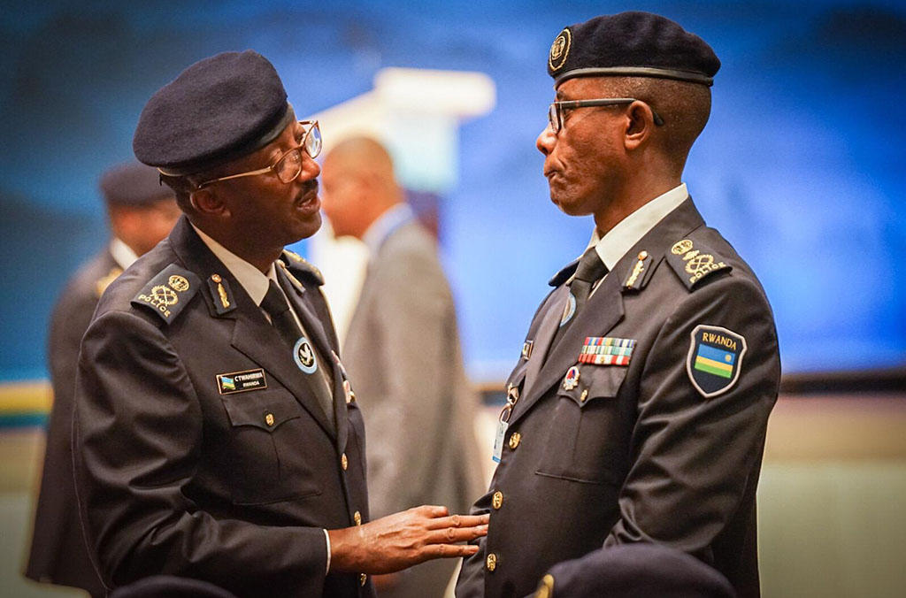 Law enforcement officials from 42 countries and seven regional and international organizations are attending the three-day (5 – 7 February) conference.