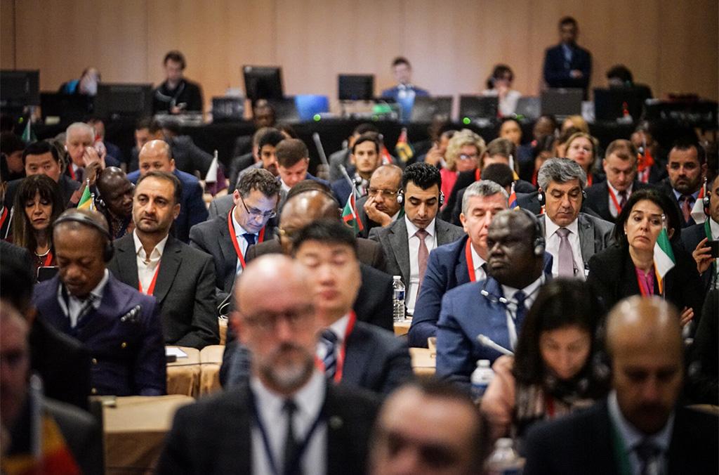 Durant la conférence de trois jours, les délégués ont assisté à des exposés sur une palette d'initiatives visant à aider et à moderniser les B.C.N. de toutes les régions.