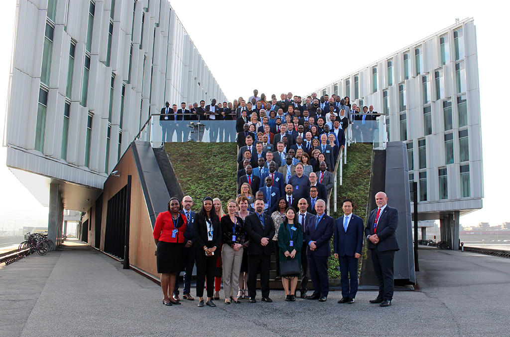 Bringing together 122 experts from 49 countries, INTERPOL's 7th Fisheries Crime Working Group meeting addressed ways to gather and analyse intelligence on a wide range of fisheries-related crime and how INTERPOL can harmonize national and regional enforcement efforts.