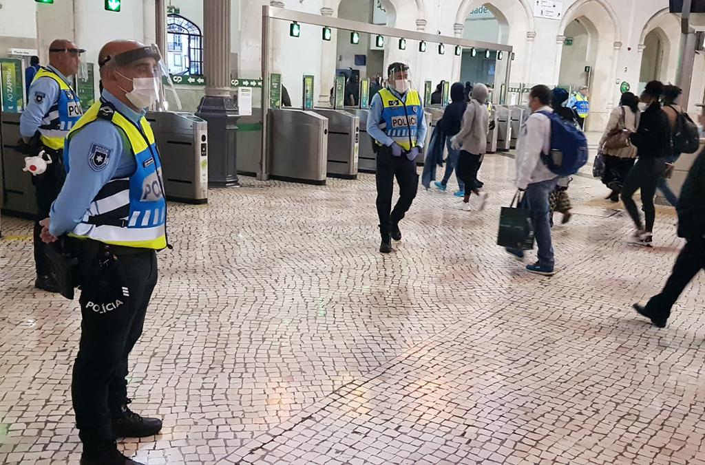 Die portugiesische Polizei beteiligte sich an der einwöchigen Operation, an der Herkunfts-, Transit- und Zielländer beteiligt waren, die vom Migrantenschmuggel und den damit verbundenen Verbrechen betroffen waren.