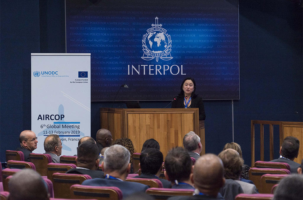 Miwa Kato, the UNODC's Director, Division for Operations, congratulated the different stakeholders for their engagement.