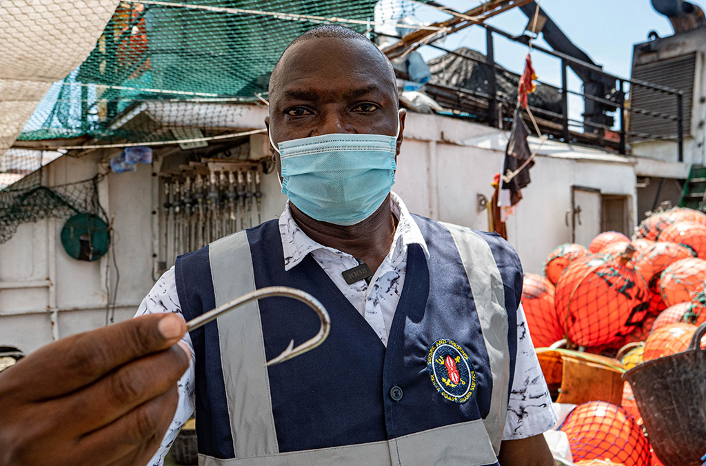 INTERPOL has worked closely with fisheries investigators over the past decade, sharing ideas, techniques and information on identifying  illegal, unreported and unregulated (IUU) fishing patterns.