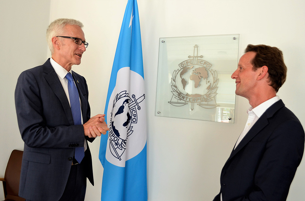 INTERPOL and Fair Trials chiefs discuss recent reforms
