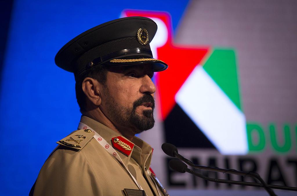 Le Major Général Abdel Qudous Abdelrazaq Al Obaidli, Commandant général adjoint pour l'Excellence et l'innovation, Police de Doubaï, a déclaré : « Il est essentiel de renforcer le rôle de la police dans la coopération internationale afin d'accroître l'efficacité de la répression dans la région et au-delà. »