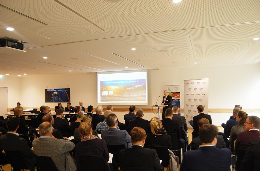 The two-day event was hosted in close cooperation with the German Federal Criminal Police Office (BKA) and the German Olympic Sports Confederation (DOSB). It was supported by the Council of Europe and Sportradar.