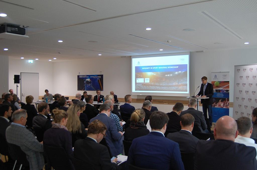 Developing a national coordinated approach in Austria, Germany and Switzerland against threats to the integrity of sport was the focus of a workshop organized by INTERPOL and the International Olympic Committee (IOC).