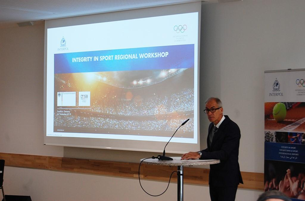 A main objective of the workshop was to identify key stakeholders to help establish national platforms in the three participating countries to facilitate the national, regional and international cooperation required to preventing and investigating competition manipulation and other threats to the integrity of sport.