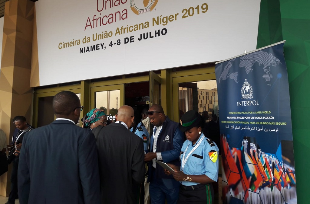 The IMEST in Niger worked closely with INTERPOL's G5 Sahel Project
