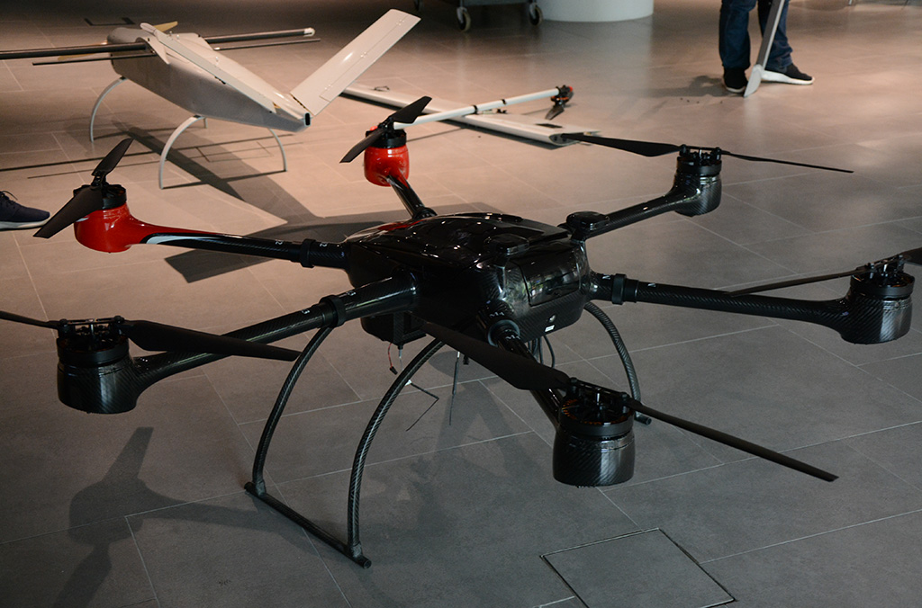 The conference was a first step towards developing the global capacity to deal with the emerging threat posed by drones.
