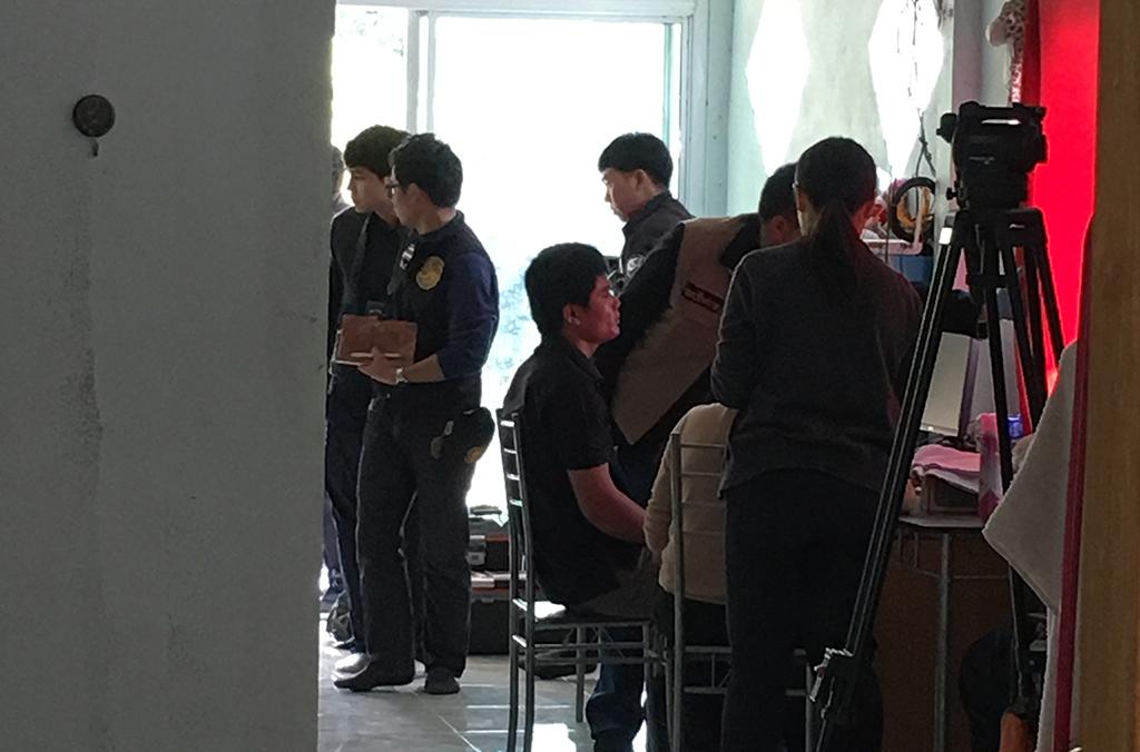 INTERPOL Operación Blackwrist arresto