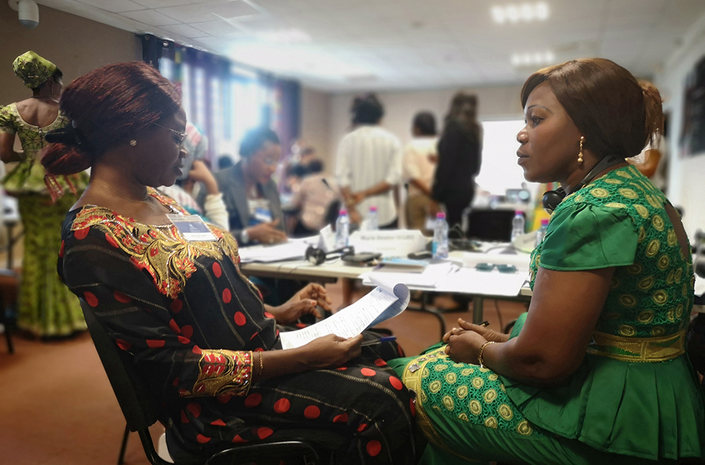 To address the challenges faced by women in policing and promote strategies for inclusion, INTERPOL held a seminar or Leadership for Women in Law Enforcement in West Africa.