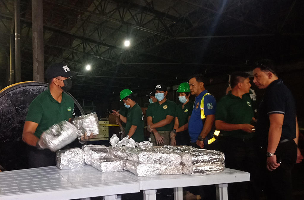 The Phillipines was amongst 93 participating countries in Operation Lionfish which saw more than 55 tonnes of illicit substances and drugs seized in the global initiative coordinated by INTERPOL.