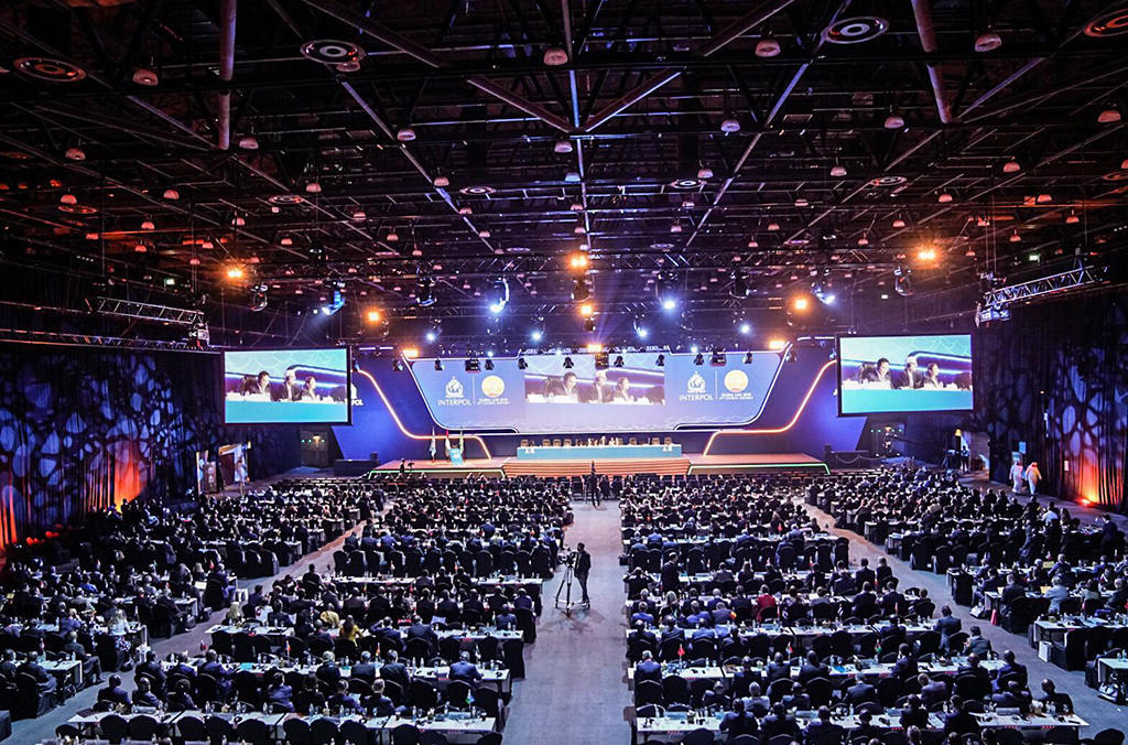 87th General Assembly in Dubai, United Arab Emirates