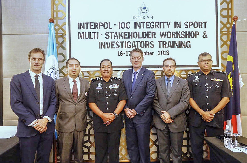 The event was hosted in close cooperation with the Royal Malaysia Police (RMP), Malaysia Anti-Corruption Commission, Olympic Council of Malaysia, and the Badminton World Federation. It was supported by the United Nations Office on Drugs and Crime (UNODC) and Sportradar.