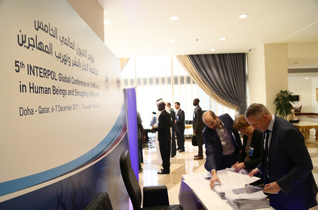 Qatar 5th Global Conference on Human Trafficking and Migrant Smuggling