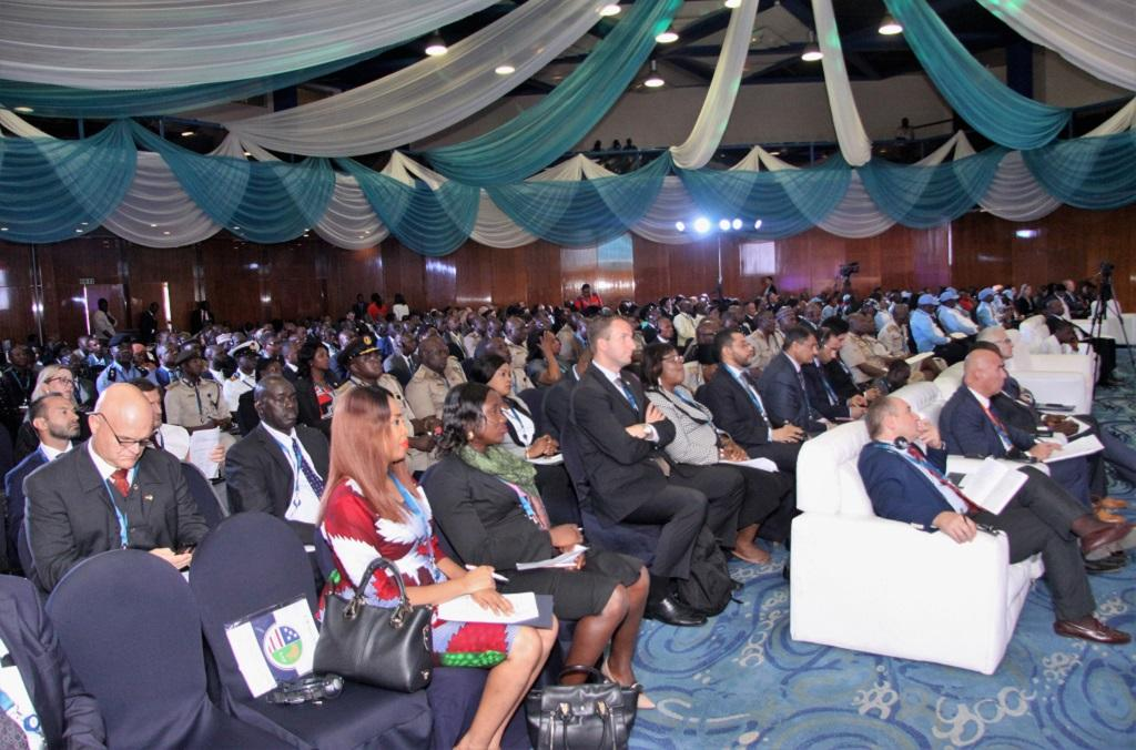 The conference has gathered more than 500 participants from some 70 countries.