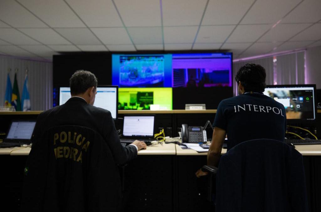 Die einwöchige Operation wurde vom Hauptquartier der brasilianischen Bundespolizei in Brasilia aus koordiniert.