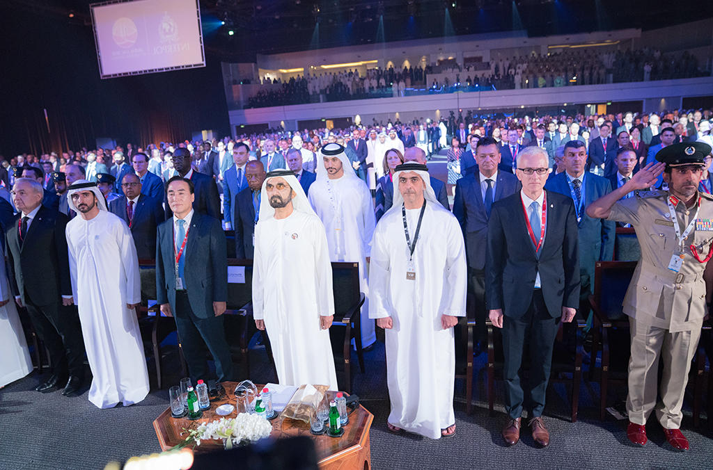 Some 85 police chiefs and 40 ministers are among the 1,000 delegates from 173 countries participating in the 87th General Assembly.