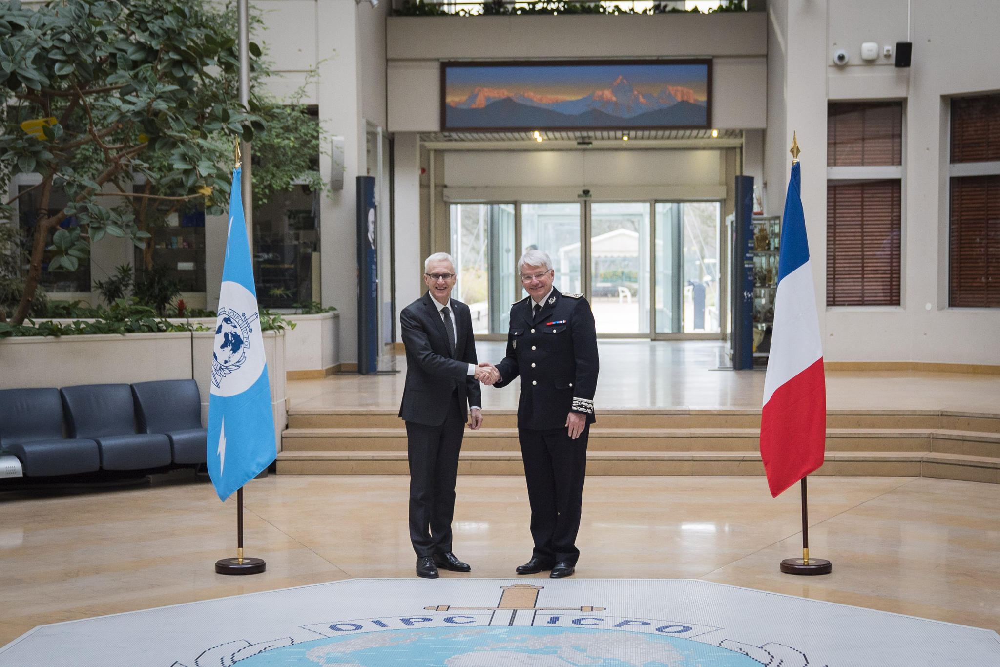 Director General of the French National Police