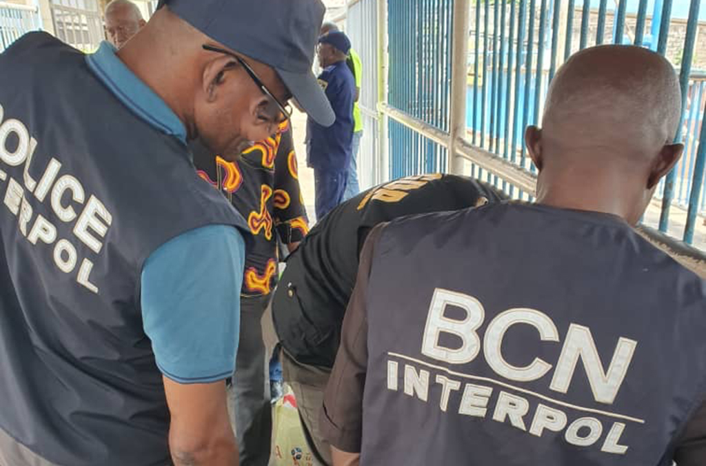 INTERPOL-wanted suspects located during East African operation ...