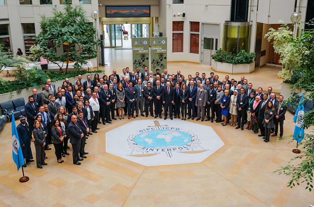 International experts gather for the Global Congress on Chemical Security and Emerging Threats to counter the threat of chemical and explosive terrorism and develop a comprehensive global platform to improve global chemical safety and security.