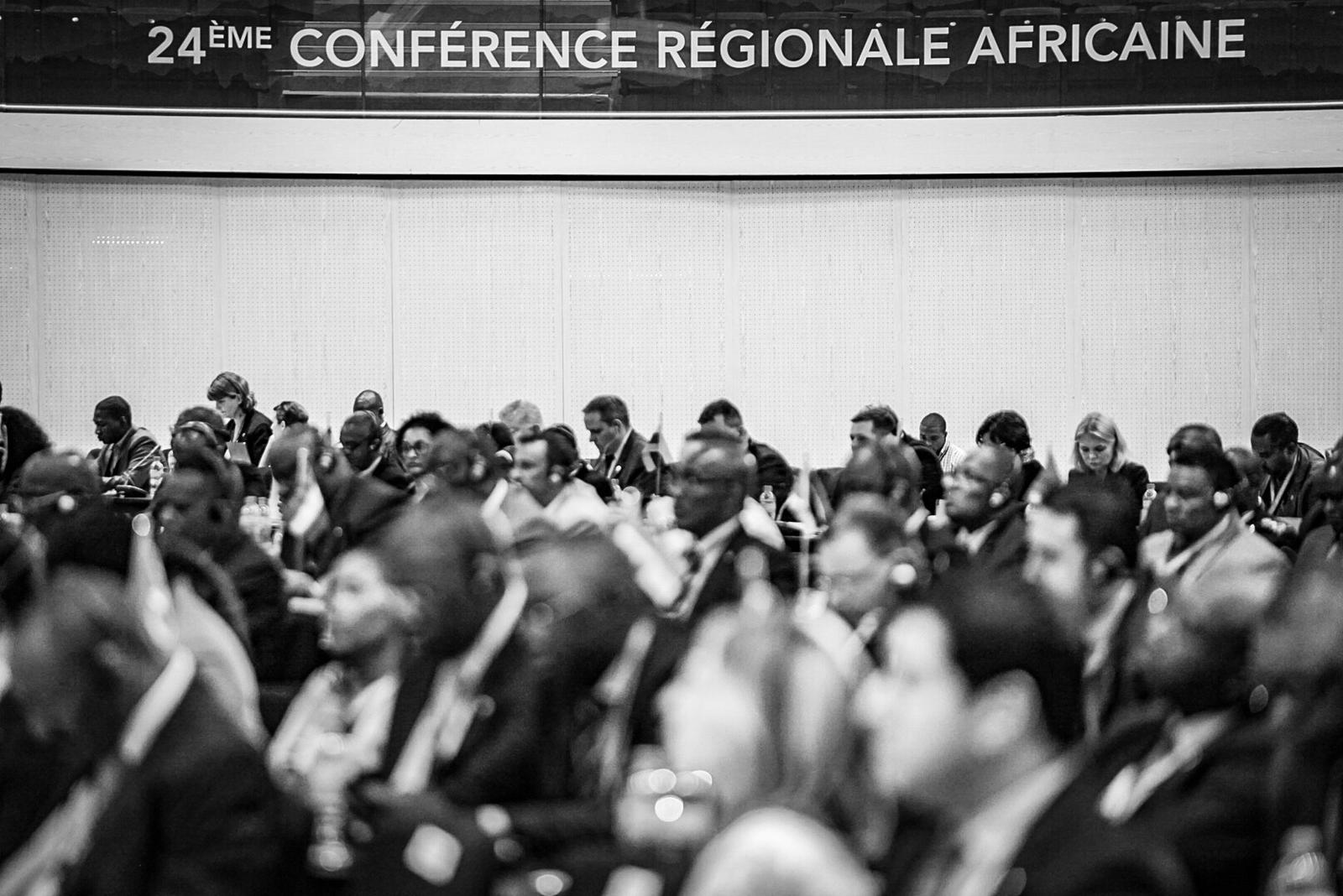 Terrorism and organized crime are the main issues being addressed at the INTERPOL African Regional Conference in Rwanda.