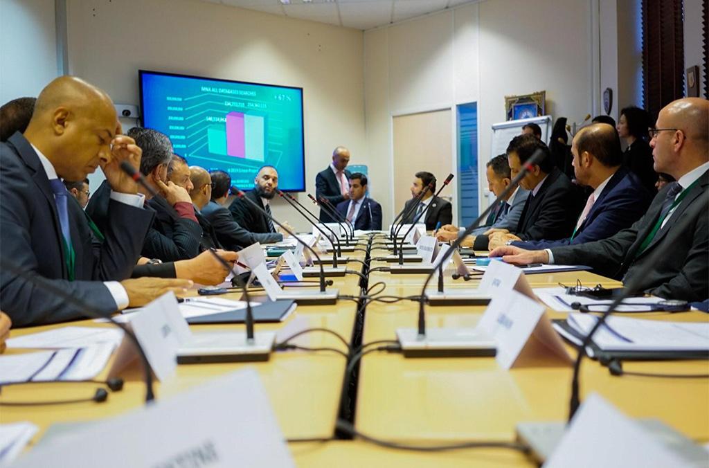 Les défis de la criminalité au Moyen-Orient et en Afrique du Nord ont été examinés par des hauts responsables chargés de l'application de la loi de la région.