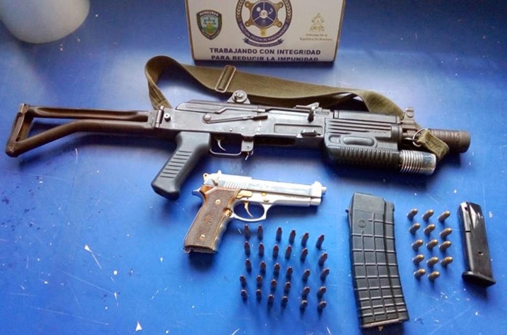 Operation Trigger V - Honduras