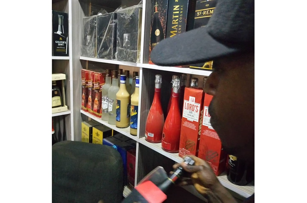 INTERPOL Operation Opson - As in previous Opson operations, counterfeit alcohol continued to be a top concern globally.