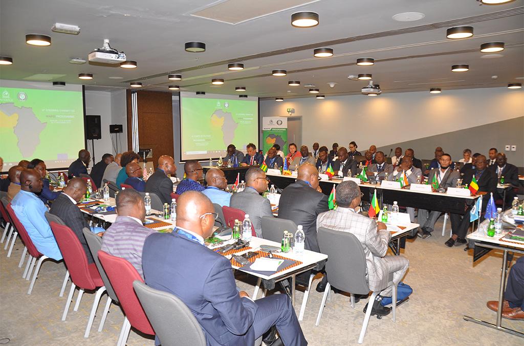 4ème comité de pilotage du programme SIPAO, 26 Novembre 2019, Abidjan (Côte d'Ivoire)