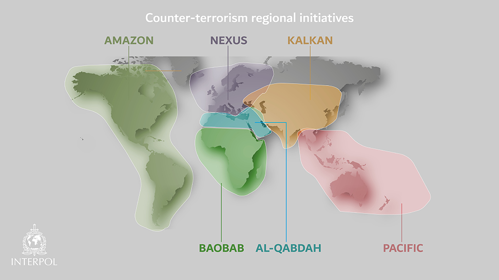 Counter-Terrorism regional initiatives