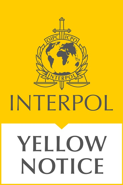 View Yellow Notices