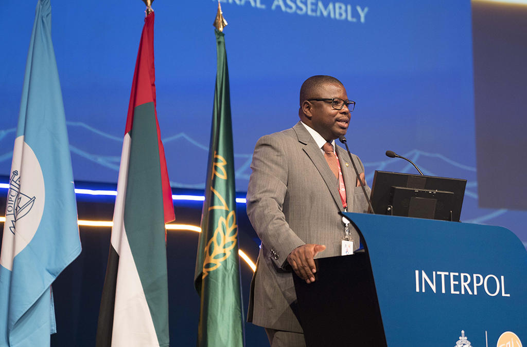 Destino Pedro of Angola was elected to the Executive Committee as Delegate for Africa.