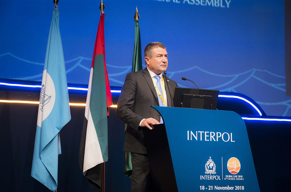 Néstor Roncaglia of Argentina was elected to the Executive Committee as Vice President for the Americas.