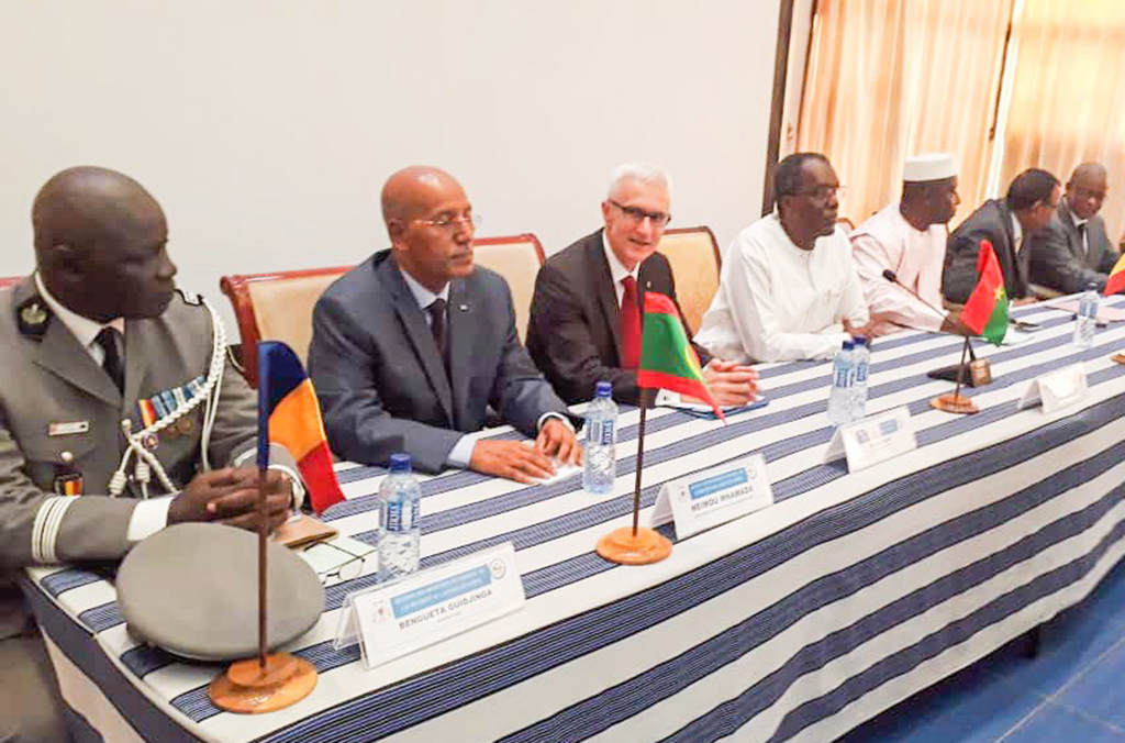 Secretary General Stock said the police component of the agreement signed with the G5 Sahel Permanent Secretariat had become the most comprehensive initiative INTERPOL had ever undertaken.