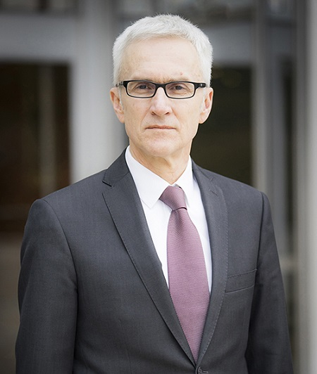 INTERPOL Secretary General Jürgen Stock