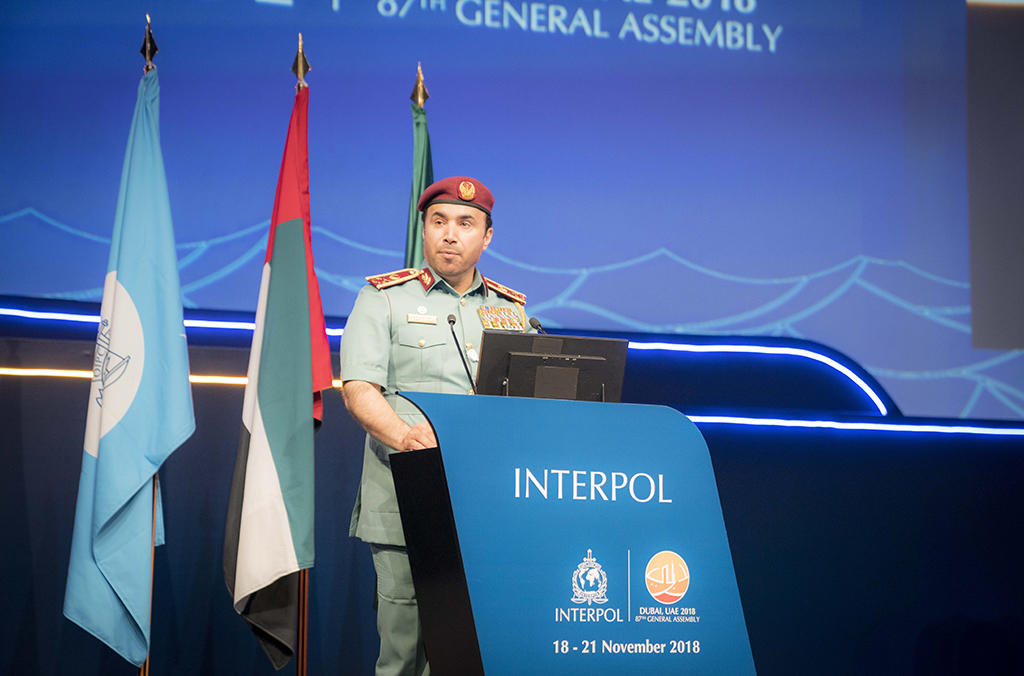 Ahmed Nasser Al-Raisi of the United Arab Emirates was elected to the Executive Committee as Delegate for Asia.