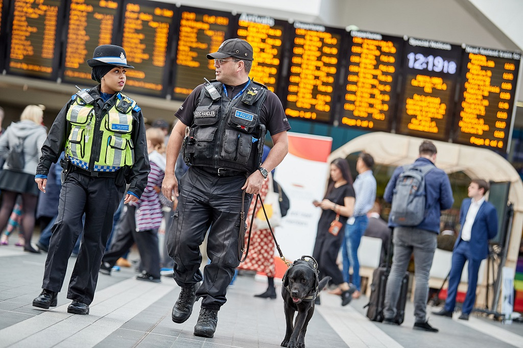 British Transport Police - National Crime Agency (NCA) United Kingdom - INTERPOL