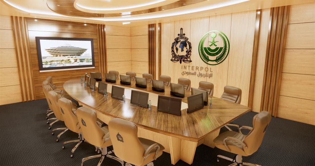 INTERPOL Saudi Arabia