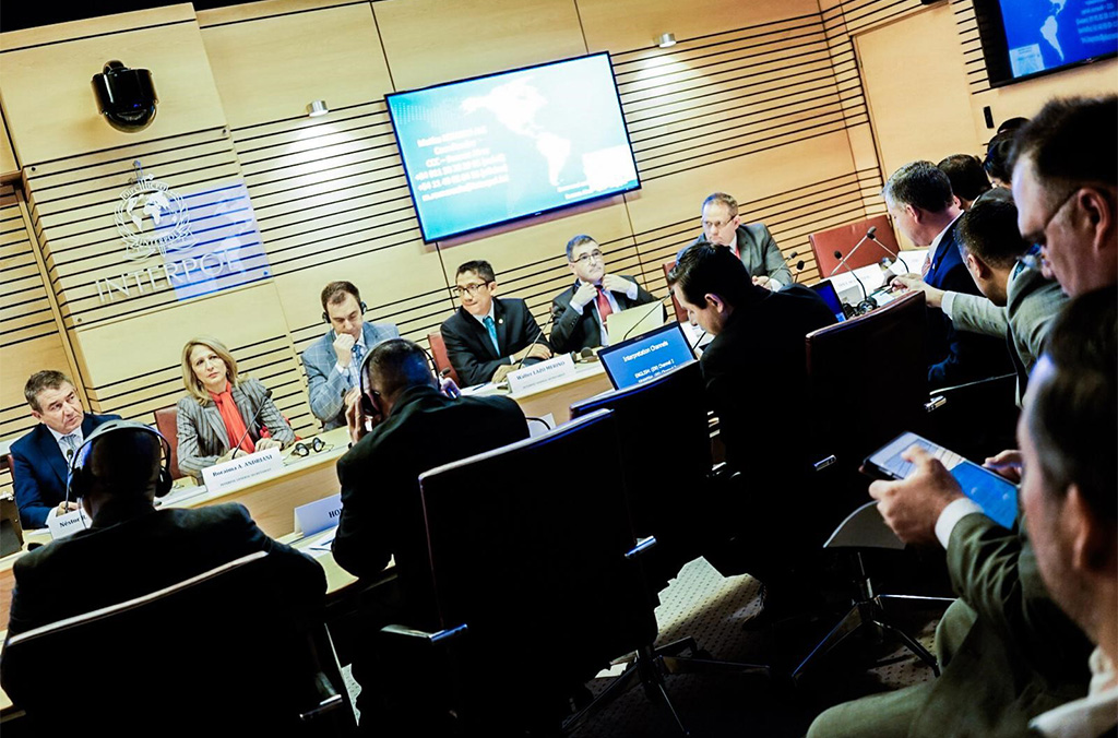 Crime challenges in the Americas were the focus of a regional roundtable.