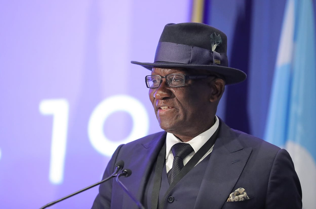 South Africa's Police Minister Bheki Cele said the world needed a proactive approach in the war against drugs.