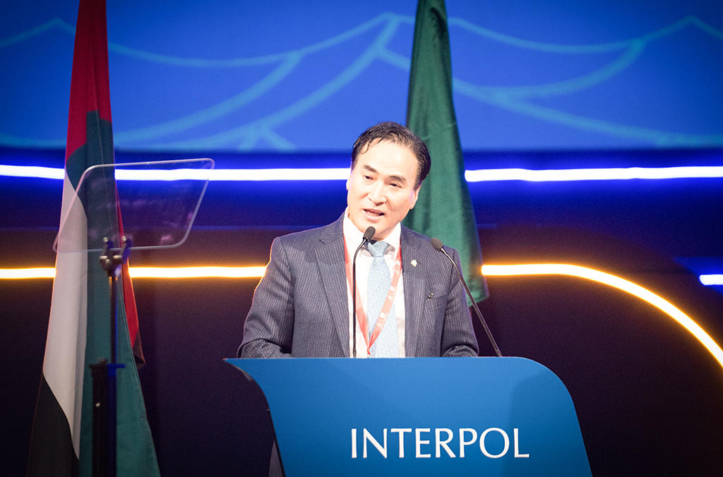 INTERPOL Senior Vice-President Kim Jong Yang said the decisions taken by the General Assembly support officers on the frontlines of policing.