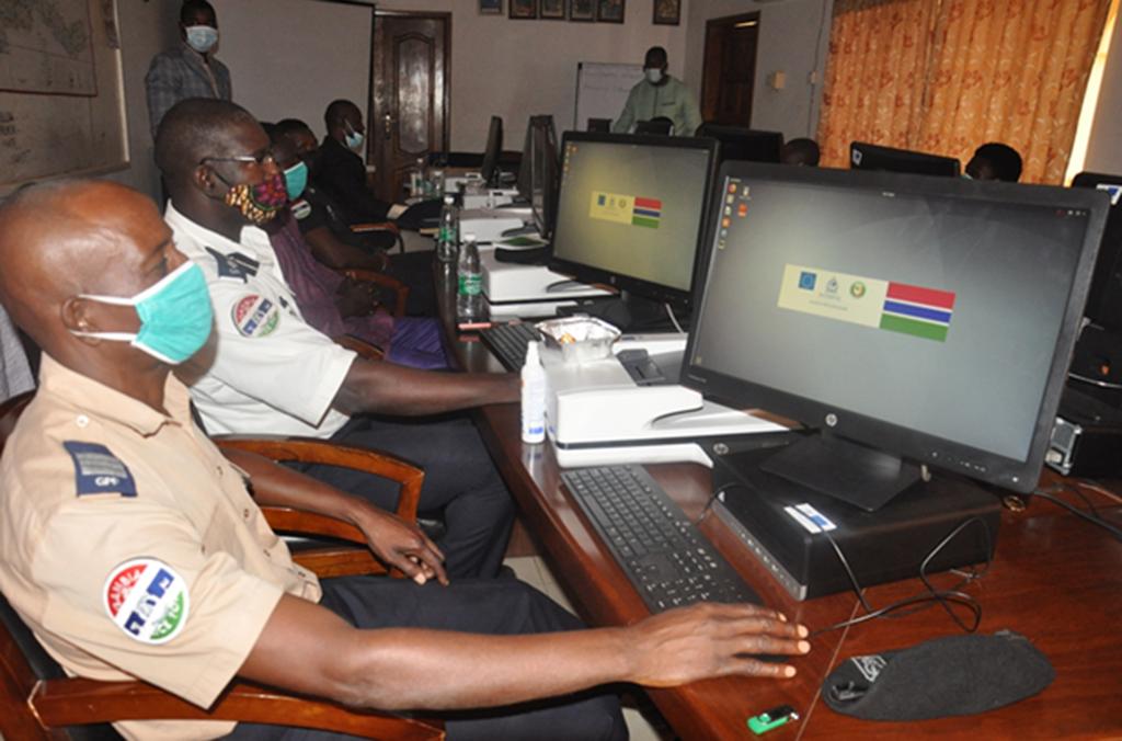 WAPIS users training, session Gambia, November 2020