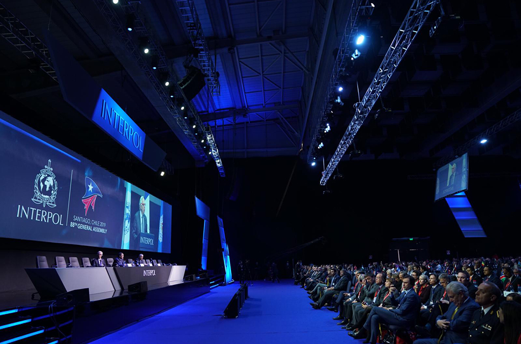 Delegates at the 88th INTERPOL General Assembly adopted 13 resolutions.