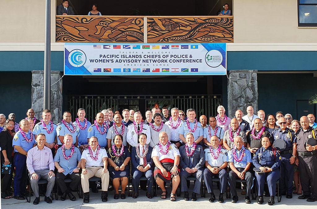 Samoa meeting