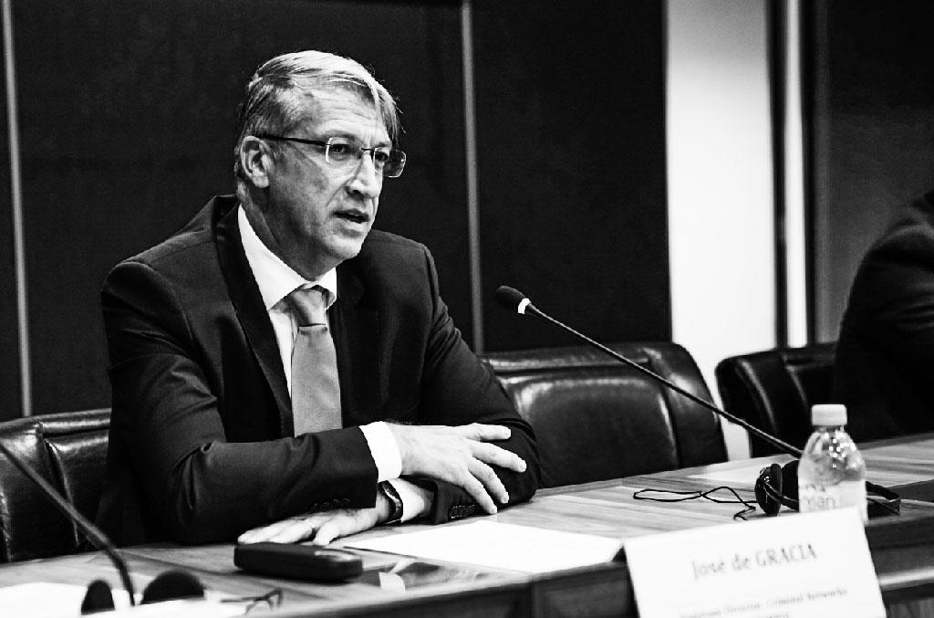 INTERPOL's 10th Match-Fixing Task Force (IMFTF) - Jose De Gracia