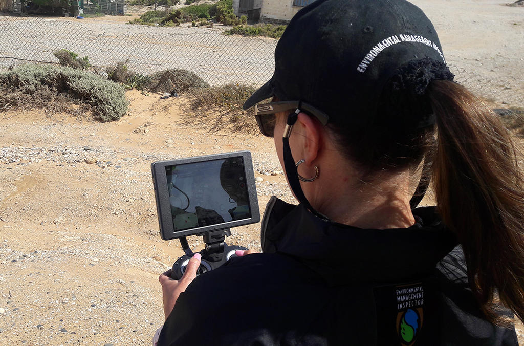 Innovative technologies permitted authorities to detect offences, such as here in South Africa with the use of drone surveillance technology in Cape Town