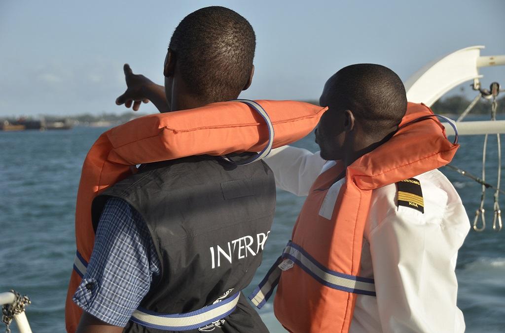 Maritime crime