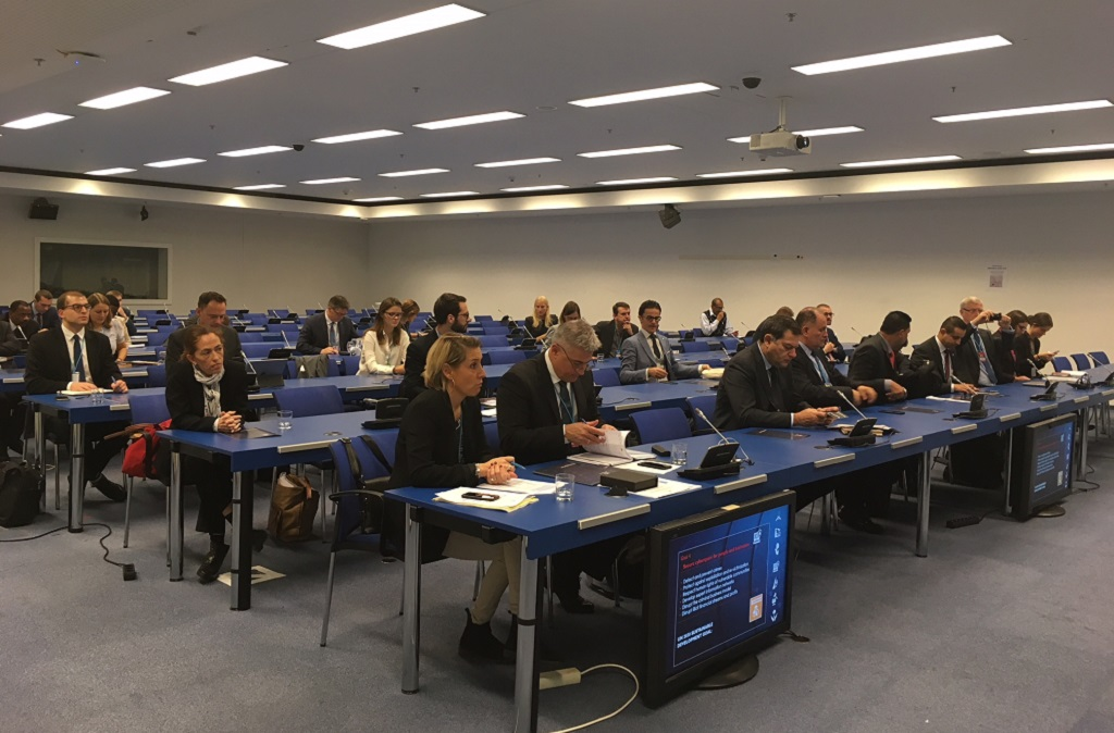 INTERPOL launched the Global Policing Goals at an event coordinated by INTERPOL in cooperation with the United Nations Office on Drugs and Crime (UNODC) and the Government of Norway.