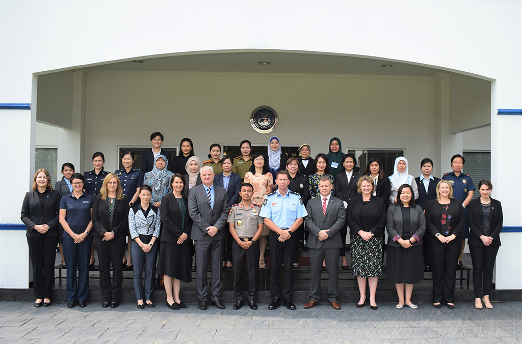 Women Leaders in Public Safety Programme